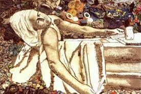 Death of Marat - Trash