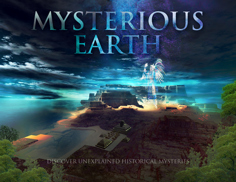 Mysterious Earth Mayans