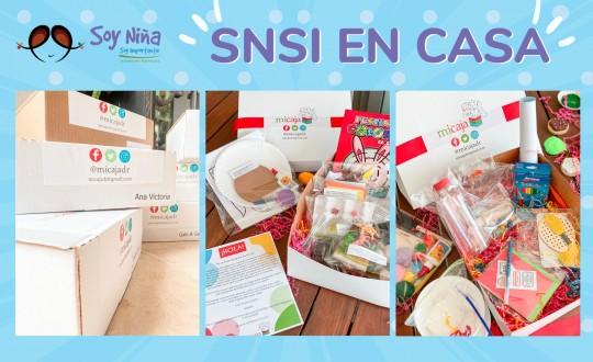 SNSI en casa post - boxes under construction
